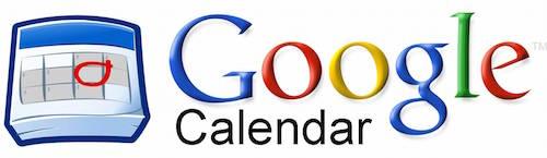 Google Apps - Google Calendar